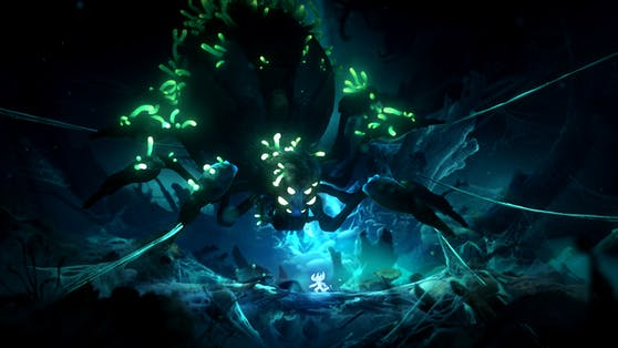 """""""Ori and the Will of the Wisps"""" hat auf Xbox Series X praktisch keine Ladezeiten mehr."""