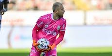 LASK ohne ÖFB-Teamkeeper zum Hit gegen Rapid