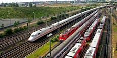 Terror-Alarm! Bombe in deutschem Zug gefunden