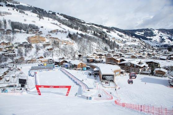 Die Ski-WM 2025 steigt in Saalbach-Hinterglemm.