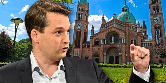 Dominik Nepp fordert harte Konsequenzen nach dem Angriff auf die Antonskirche