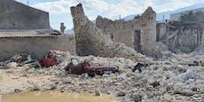 Tödliches Erdbeben und Tsunami treffen Insel Samos