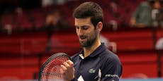 Stadthallen-Aus! Djokovic blamiert sich gegen Underdog