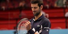 Lustlos-Auftritt: Djokovic erklärt Grund für Wien-Aus