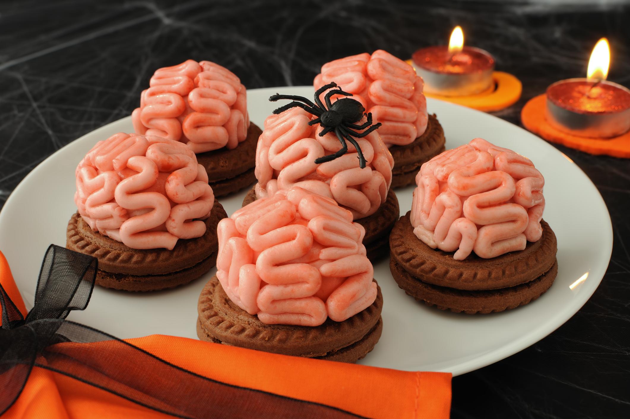 Gehirn-Kekse