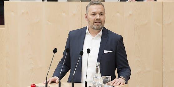 ÖVP-General Axel Melchior