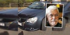 Pensionist fuhr mit Auto weg und kam nicht mehr zurück