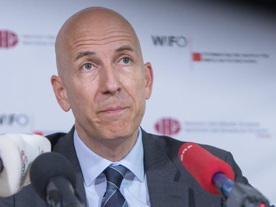 Martin Kocher ist der Leiter des Institut für Höhere Studien in Wien