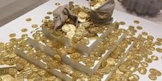 Fake-Polizisten erbeuten Goldmünzen von Seniorin