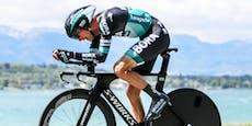 Großschartner bei Vuelta nur von Roglic geschlagen
