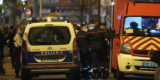 Ein Priester soll in einer orthodoxen Kirche in Lyon durch Schüsse lebensgefährlich verletzt worden sein