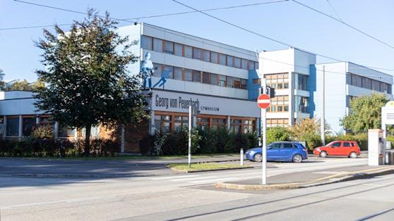 Am Peuerbachgymnasium in Linz gibt es aktuell eine deutliche Fallhäufung.