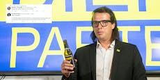 Strache an Trump: Jetzt antwortet auch Bierpartei-Chef