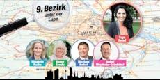 Spannendes Duell: Holen die Grünen den Alsergrund?