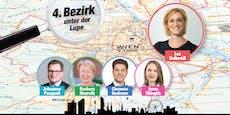 Kampf um den Theresianum-Park: Konzepte der Parteien