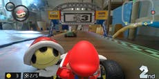"Neues Video zeigt den ""Mario Kart Live: Home Circuit"""