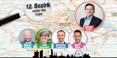 Zukunft des Wienfluss? Das sagen Parteien in Meidling