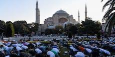 Wiener zahlen für Pilgerreisen der türkischen Community