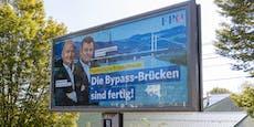 FPÖ lässt sich in Linz als Brückenbauer feiern