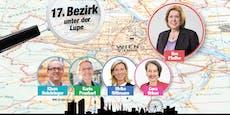 Streit um Postsportplatz: Das sagen Parteien in Hernals