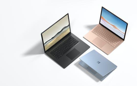 Microsoft kündigt Surface Laptop Go, Updates für Surface Pro X und neues Zubehör an.