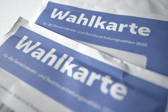 Wahlkarten müssen bis spätestens am Wahltag, 11. Oktober 2020, um 17.00 Uhr bei der Wahlbehörde einlangen.