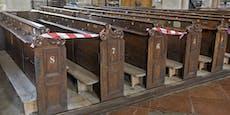 Ab Freitag kein Weihwasser mehr in Kirchen