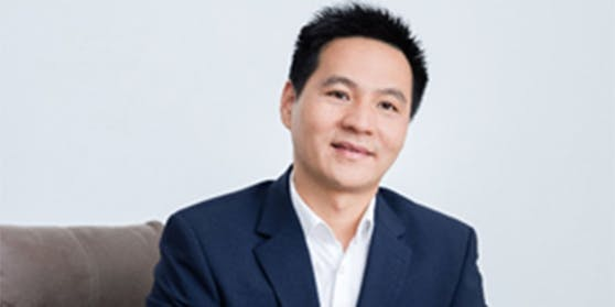 Jackie Zhang, CEO Huawei Technologies Austria.