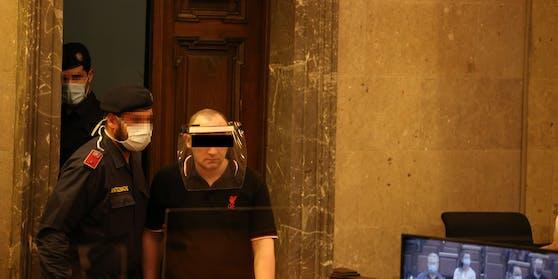Marius L. wurde zu 17 Jahren Haft plus Einweisung verurteilt (nicht rechtskräftig).