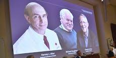 Medizinnobelpreis geht an Hepatitis-C-Entdecker