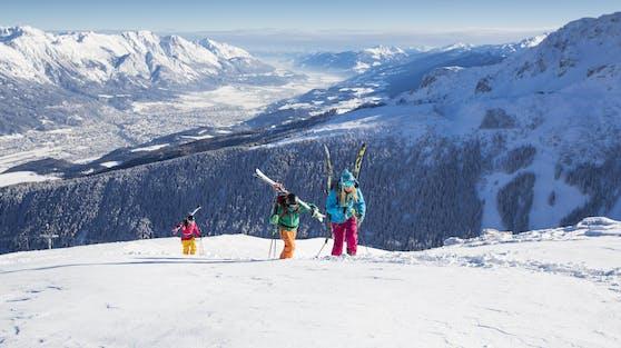 Derzeit herrscht Aufregung im Skigebiet Axamer Lizum.