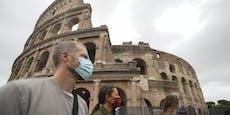 Corona: Italien überspringt Millionen-Marke