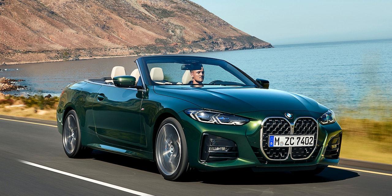 Das neue BMW 4er Cabrio kommt im Frühling 2021 - Motor ...