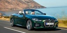 Das neue BMW 4er Cabrio kommt im Frühling 2021