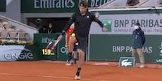 """Thiem glänzt bei den French Open als """"Gaberl-König"""""""