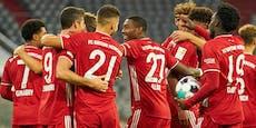 Bayern München am letzten Transfertag im Kaufrausch