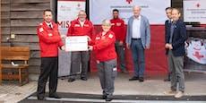 Rotes Kreuz will Familien wieder zusammenführen