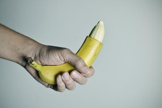"""Beim Sex-Trend """"Sounding"""" wird die Harnröhre des Mannes mit Gegenständen stimuliert."""
