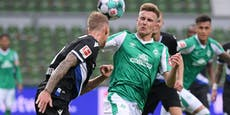 LASK verstärkt sich mit Stürmer von Werder Bremen