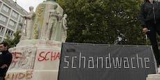 "Rechte Aktivisten stören ""Schandwache"""