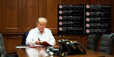 Steroide zeigen Wirkung – Trump im Twitter-Wahn