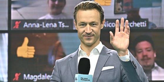 Gernot Blümel wird bei derPrivat-TV-Elefantenrunde am Mittwoch persönlich dabeisein.