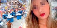 Umstürzende Supermarkt-Regale erschlagen 21-Jährige