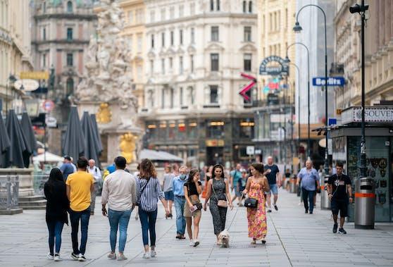 Die Coronakrise hinterlässt tiefe Spuren in der Bilanz des Wien Tourismus. Sowohl die Nächtigungen als auch die Netto-Umsätze brachen um fast um drei Viertel ein. Im Dezember 2020 belief sich die Auslastung der Wiener Hotelbetten gar nur auf 5,8%.