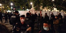 Verfassungsschutz ermittelt nach Kampf am Lueger-Platz