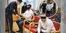 Bankraub: Schüler (9) führte Polizei zu den Tätern