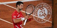 Das sagt Djokovic zum nächsten Linienrichter-Abschuss