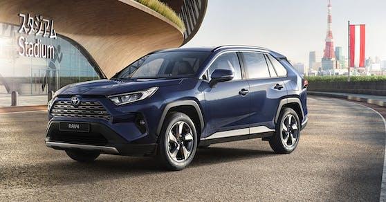 Kostenlos & unverbindlich: Jetzt eine Probefahrt mit einem Toyota-Modell persönlicher Wahl machen - etwa mit einem Toyota C-HR.