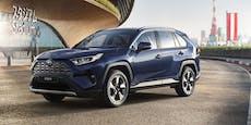 Kostenlose Probefahrt mit den neuesten Toyota-Modellen