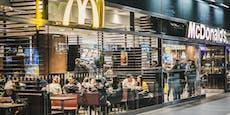 Frau verklagt McDonald's, weil sie nicht mehr fastete